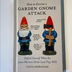Survive a garden gnome attack